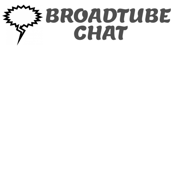Broadtube Chat Logo